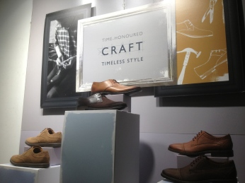 Craft shoes