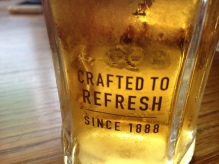 Crafted to refresh